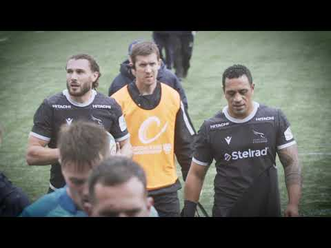 Match Highlights: Newcastle Falcons V Doncaster Knights - Championship Cup