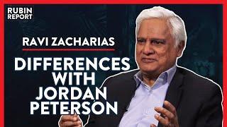 Differences With Jordan Peterson (Pt. 2) | Ravi Zacharias | SPIRITUALITY | Rubin Report