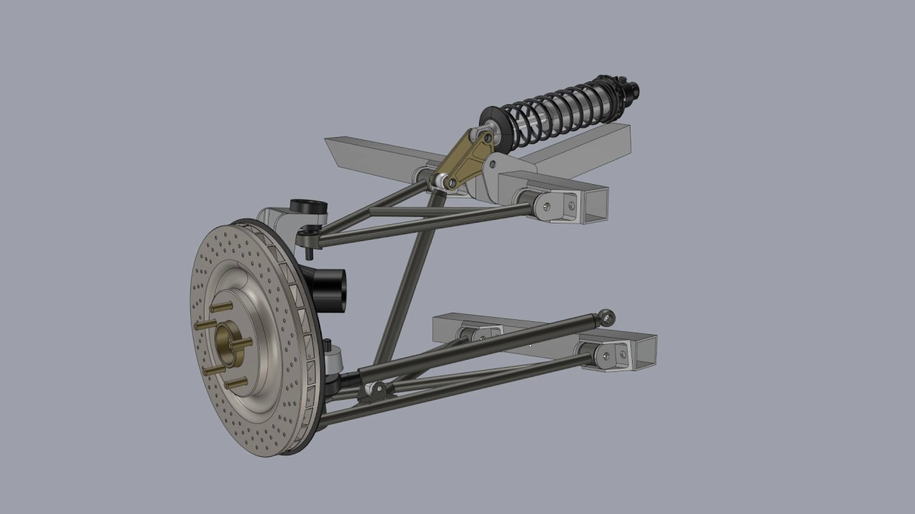 The Appeal of Pushrod Suspension: Why and Why Not