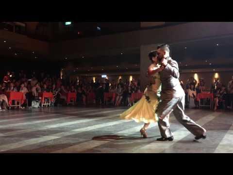 第14 屆 台北國際探戈節 Javier Rodríguez & Fátima Vitale 1 of 2