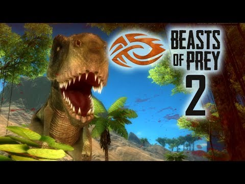 Dinosaur Attack! - Beasts of Prey: Gameplay - Episode 2