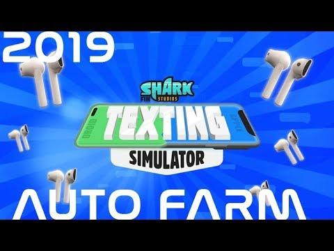 Roblox Scripts Showcase #4 - Texting Simulator 💬 Auto Farm !