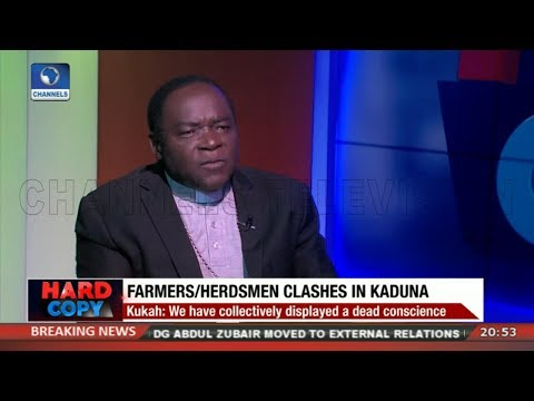Politics In Nigeria: Power As Donation Will Soon Fade Away - Kukah | Hard Copy |