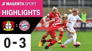 Bayer Leverkusen - FC Bayern München | 14. Spieltag, 19/20 | MAGENTA SPORT