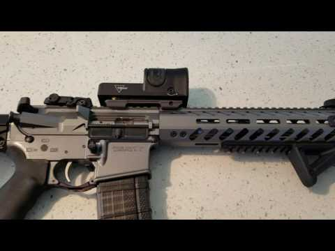 Custom AAC 300 Blackout