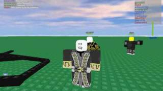 Me Playing Script Builder With Davidii on Roblox
