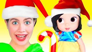 Santa Christmas Song | 동요와 어린이 노래 | 어린이 교육 노래