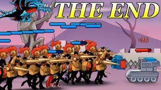 I am Archer The End! все стикмены! Последняя серия Clone Armies stickmen the end!
