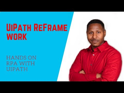 How to learn UiPath ReFramework