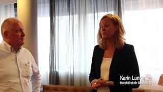 Presto och Scandic CH genomför övning i Gävle