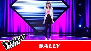 Sally Jet Black Heart Af 5 Seconds Of Summer Blind 3 Voice Junior Danmark 2016