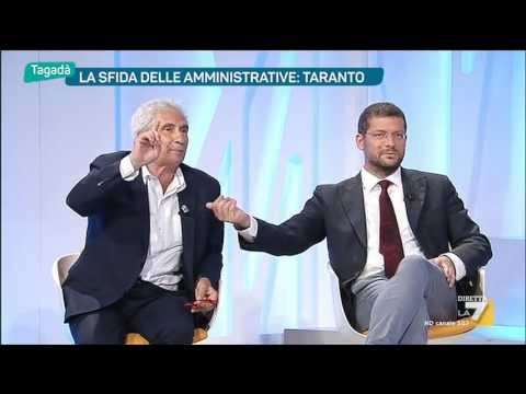 Andrea Romano (PD) vs Corradino Mineo (SI): 'Sei prepotente, ascoltami in silenzio!', 'Tu studia!'