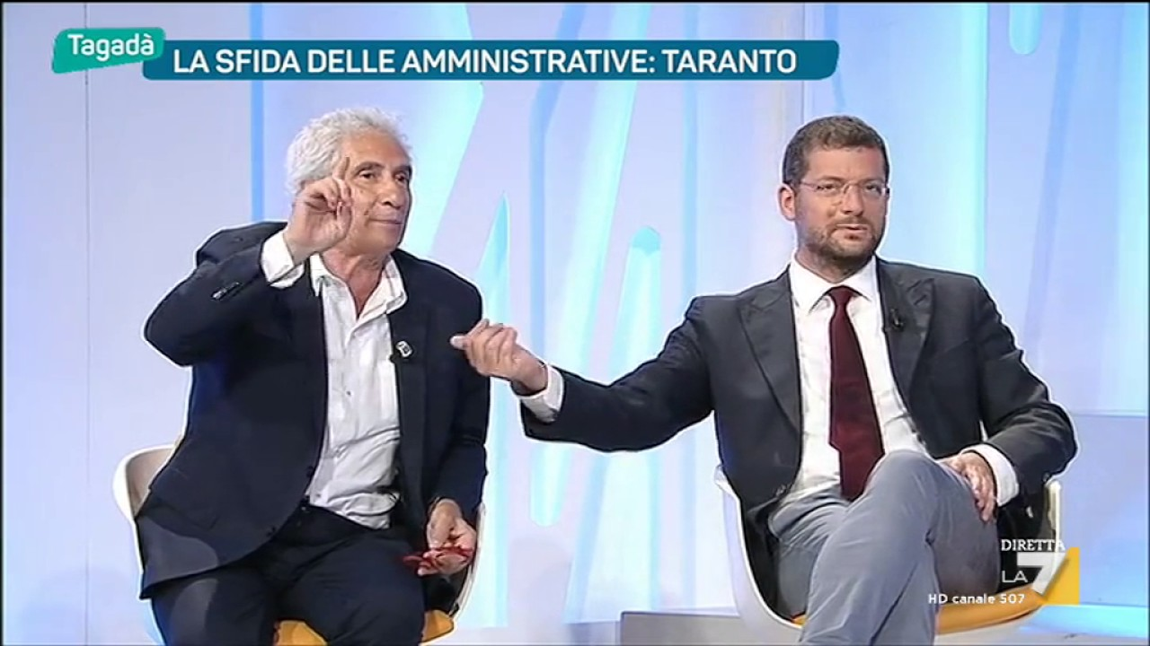 Download Andrea Romano (PD) vs Corradino Mineo (SI): 'Sei prepotente, ascoltami in silenzio!', 'Tu studia!'
