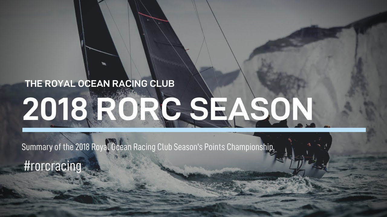 2018 RORC Season's Points Championship