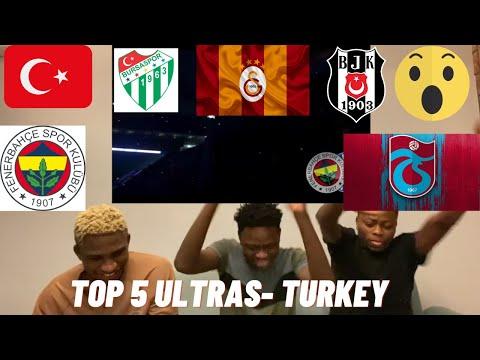 THEY ARE CRAZY | ONLAR ÇILGIN TOP 5 ULTRAS – TURKEY (Türkçe altyazı)