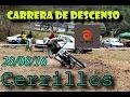 Carrera de Descenso en bicicleta - Cerrillos - 28/08/16