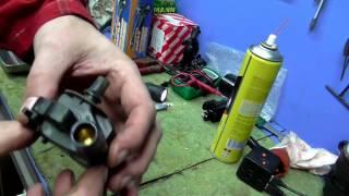 Обслуживание катушек зажигания Suzuki Jimny