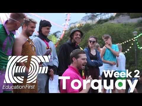 EF in Torquay - Week 2 VLOG