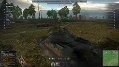 War Thunder   RP-46 7.62mm Pens Mantlet of Cent Mk 10
