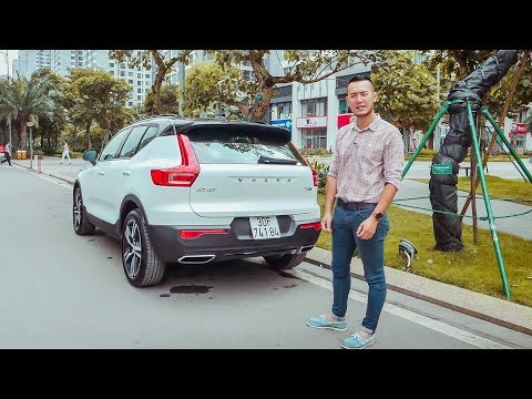 Hà Nội - Hạ Long trong 1 nốt nhạc với Volvo XC40   XE HAY