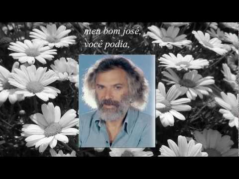Georges Moustaki, Joseph, Em português Meu Bom José paroles lyrics com letra testo song full HD / HQ