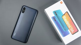 Xiaomi Redmi 9A Granite Gray color unboxing, camera, antutu, game test