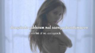 Hyomin - Only we are unaware of our story