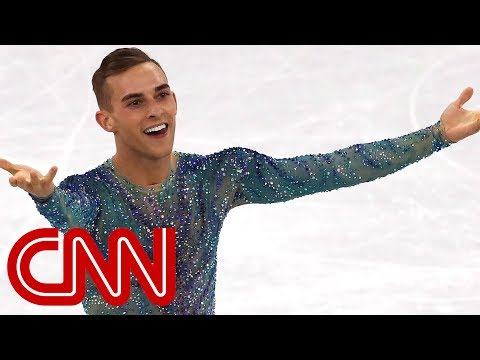 Adam Rippon says it's time to speak with Mike Pence