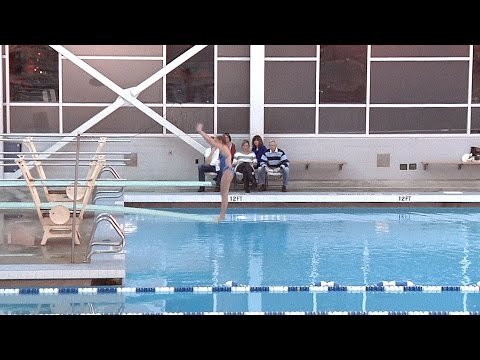 Dive: Washington-Lee at Yorktown 2015