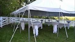 Outdoor Wedding Tent Rentals Cincinnati | A Gogo Event Rentals