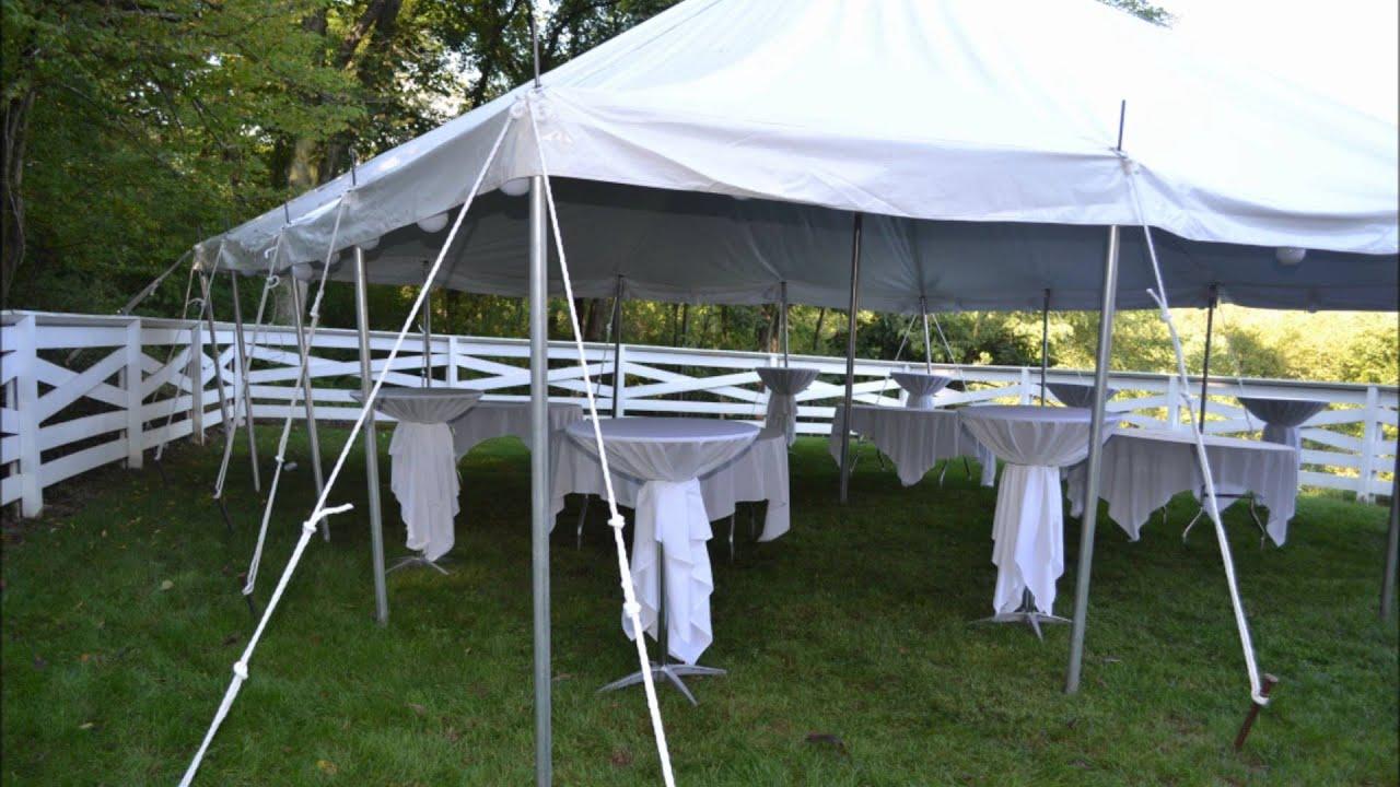 Outdoor Wedding Tent Rentals Cincinnati | A Gogo Event ...