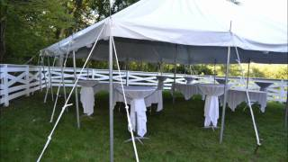 Outdoor Wedding Tent Rentals Cincinnati | A Gogo Event Rentals