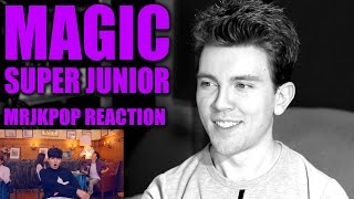 Super Junior Magic Reaction / Review - MRJKPOP ( 슈퍼주니어 )