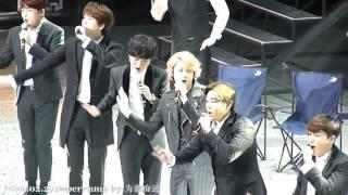 [Fancam] 160227 Super Camp Beijing 'ALRIGHT+LOVE AT FIRST SIGHT+ROKUGO' Heechul Focus Super Junior
