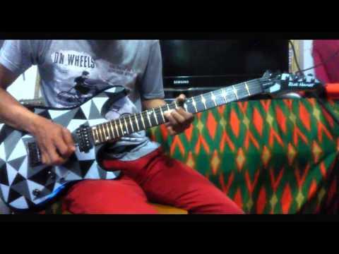 SERA - dibadai asmara (guitar cover)