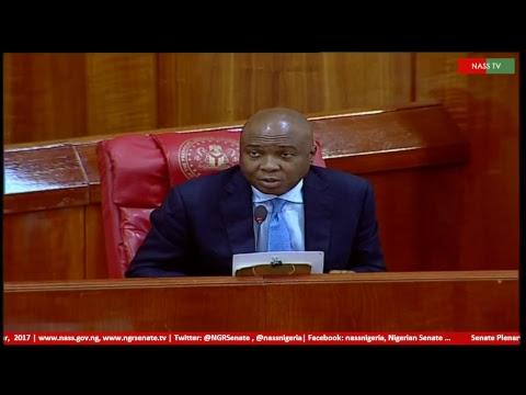 Senate Plenary,11th October, 2017