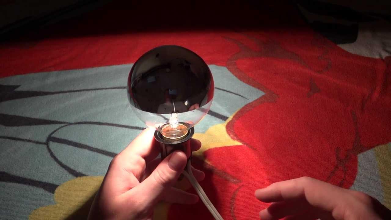 Silver Bowl Light Bulb: ABCO 40watt G25 Silver Bowl Incandescent Globe Light Bulb,Lighting