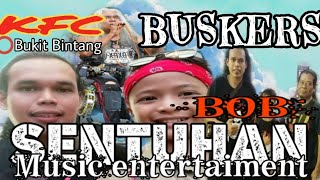 Abang Zam Di Tendang Oleh Bob - Goyang Inul - Sentuhan Music Entertaiment #buske