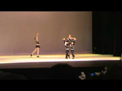 Valery Avila PRO DANCE ACADEMY Panama, Tiempo para Bailar, Dance Educators of America 2011