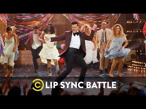 Thumbnail: Lip Sync Battle - Ricky Martin