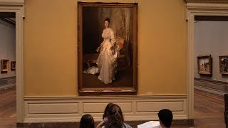 Trip to National Gallery of Art - Vlog 4