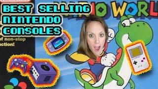 The Top Ten Best Selling Nintendo Consoles