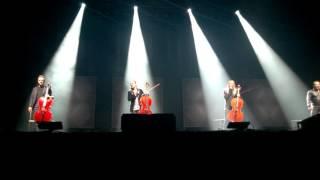 Apocalyptica Plays Metallica @ Torwar, Warsaw 17.02.2017 Full concert, Part 1