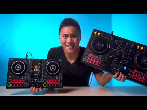 BEST BEGINNER DJ CONTROLLER OF 2019? (DDJ-200 VS DDJ-400)