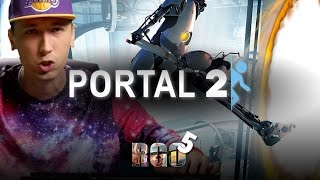 'RAPGAMEOBZOR 5' — Portal 2