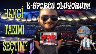 SONUNDA E-SPORCU OLUYORUM !! (Esports Life)