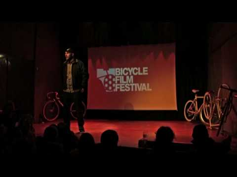 ATHENS BICYCLE FILM FESTIVAL PRE-EVENT