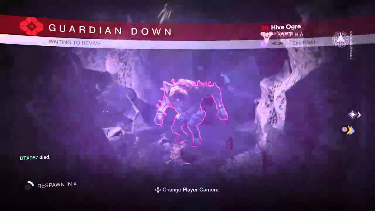 Krughor - Destinypedia, the Destiny wiki |Ogre Destiny Taken