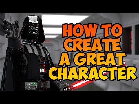 How To Create A Great Character