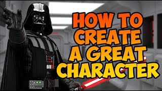 So Erstellen Sie Ein Toller Charakter